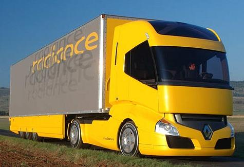 Renault Radiance pictures « Trucks Wallpapers